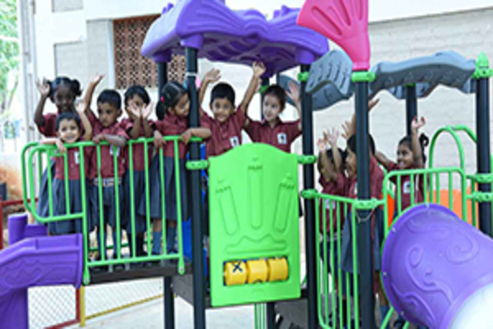 Mahabodhi School-Play Station