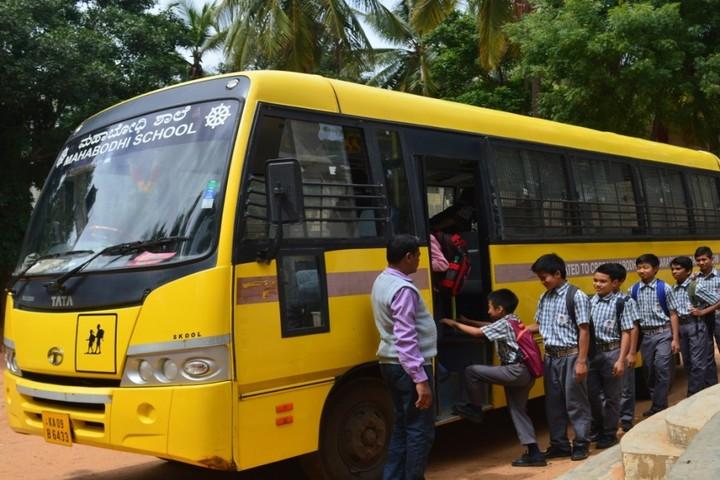 Mahabodhi School-Transport