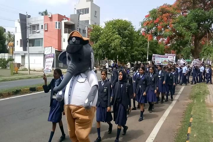 Mahajana Public School- Event1