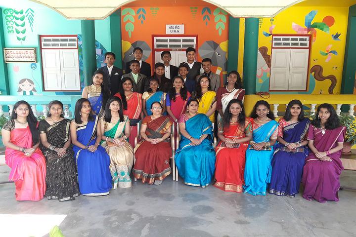 Mahajana Public School- Farewell