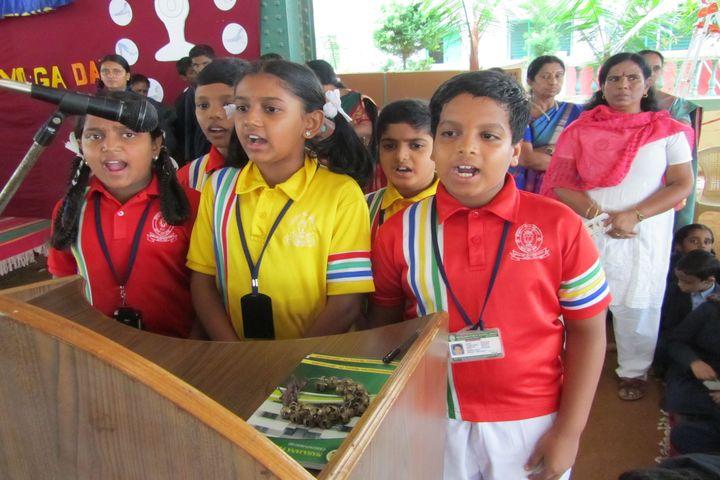 Mahajana Public School- Music