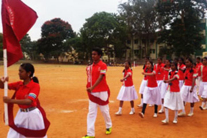 Mahajana Public School- Sports day