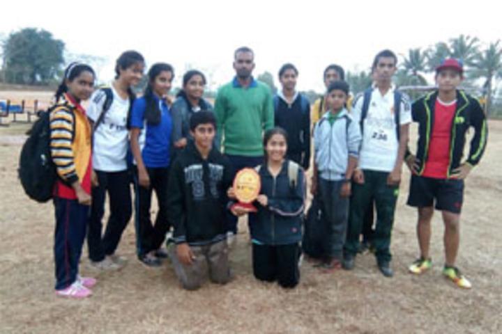 Mahajana Public School- Sports