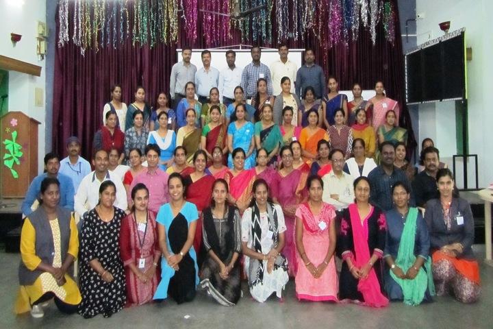 Mahajana Public School- Training programme