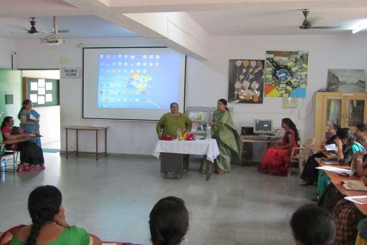 Mahajana Public School- Workshop