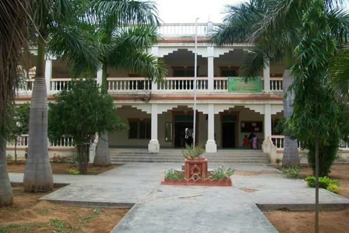 Maharishi Centre For Excellence-School Building