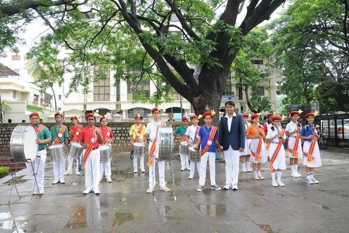 Mahila Seva Samaja-Band Troop