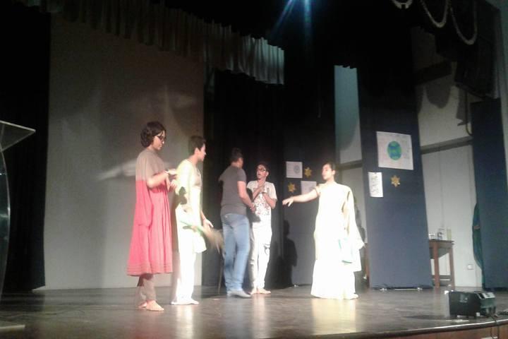 Mahila Seva Samaja-Drama