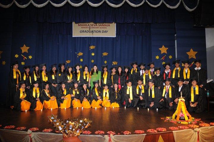 Mahila Seva Samaja-Graduation Day