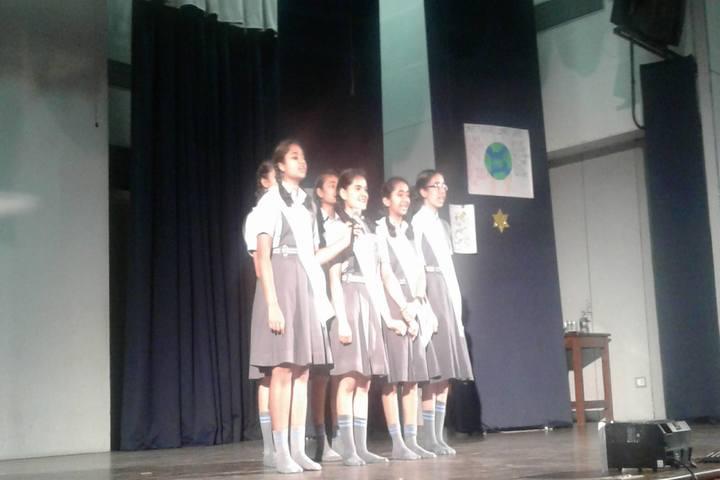 Mahila Seva Samaja-Group Singing