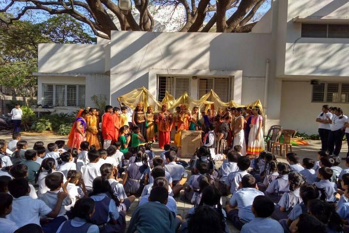 Mahila Seva Samaja-Hindi Diwas