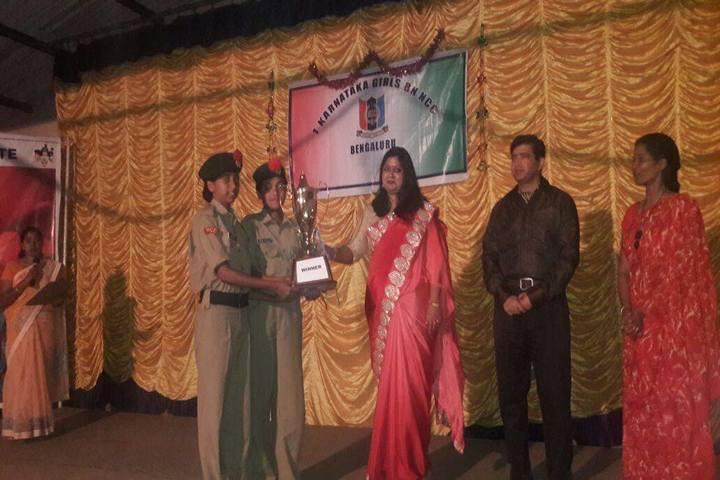 Mahila Seva Samaja-Prize Distribution