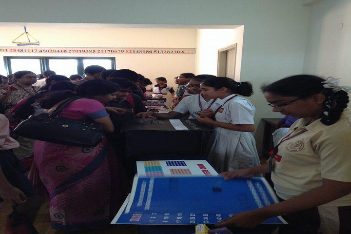 Mahila Seva Samaja-School Exhibition