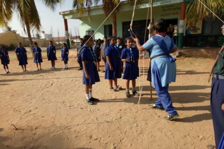Mahila Seva Samaja-Scouts And Guide