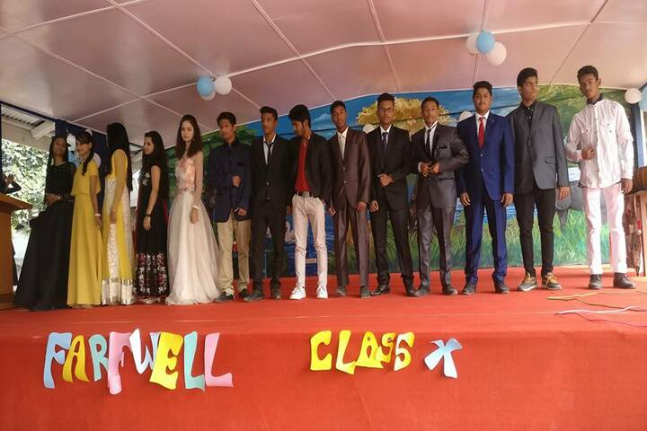Green meadows school-Farewell