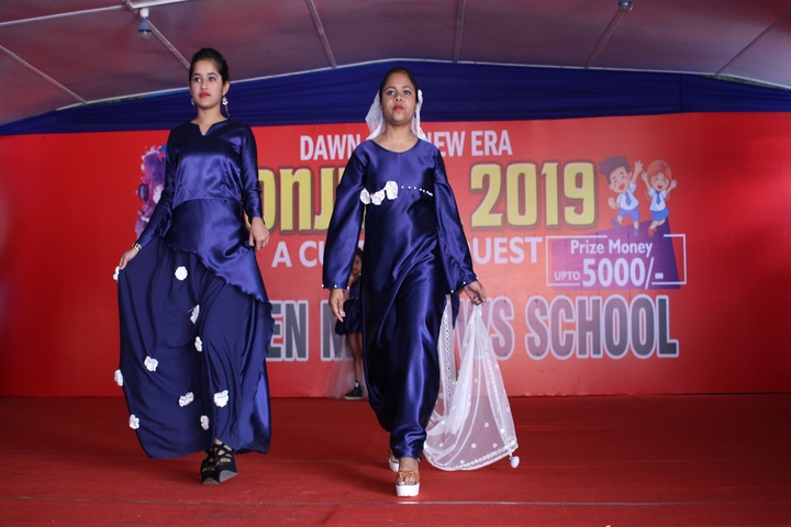 Green meadows school-Ramp walk