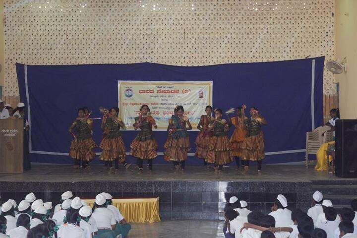 Manasa Vidyalaya-Cultural Event