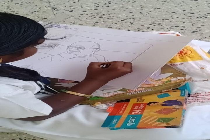 Manasa Vidyalaya-Drawing