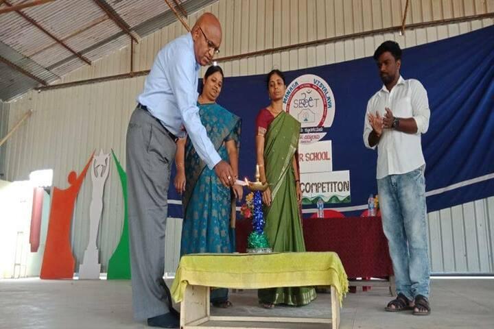 Manasa Vidyalaya-Event