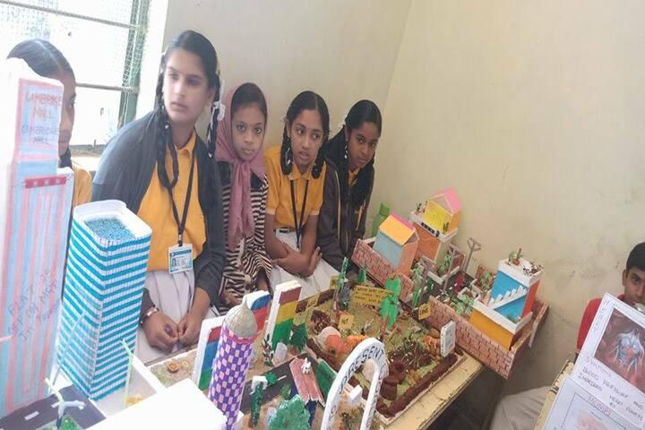 Manasa Vidyalaya-Science Exhibition
