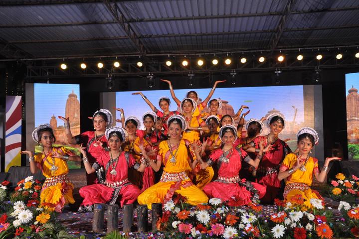 Manasarowar Pushkarini Vidyashrama-Annual Function