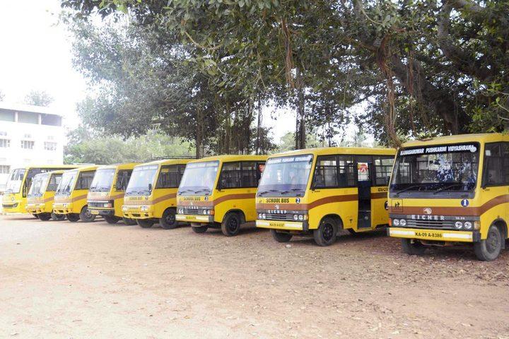 Manasarowar Pushkarini Vidyashrama-Transport
