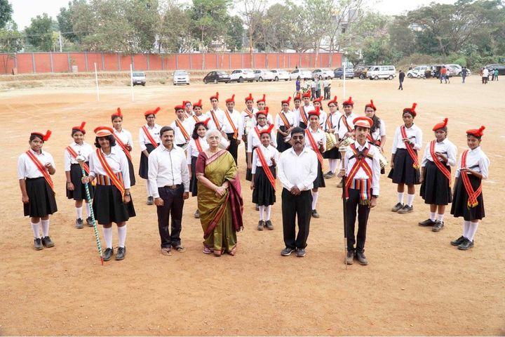 Manasarowar Pushkarini Vidyashrama-Troupe