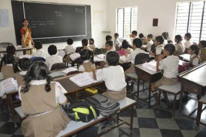 Mandara Jnanadayini School-Classroom