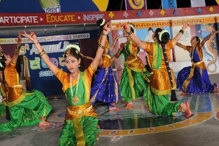 Mandara Jnanadayini School-Cultural Day