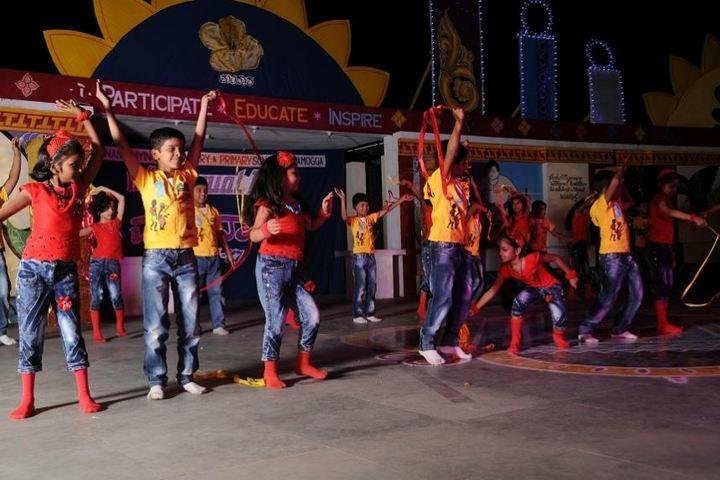 Mandara Jnanadayini School-Dance Activity