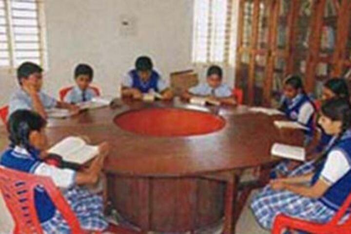 Mandara Jnanadayini School-Library