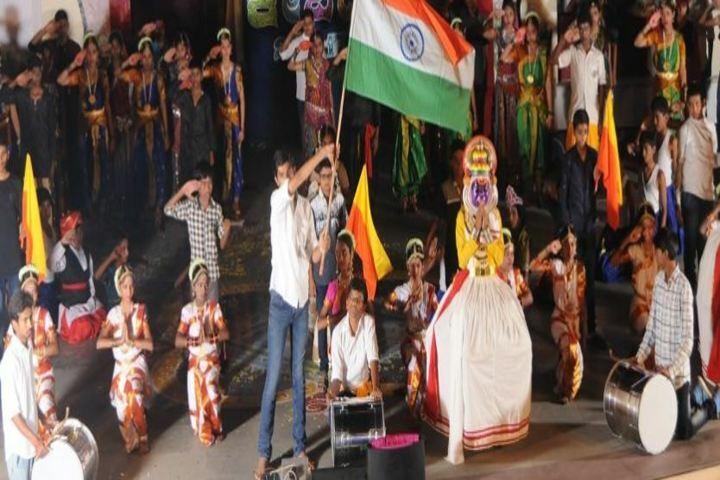 Mandara Jnanadayini School-Republic Day