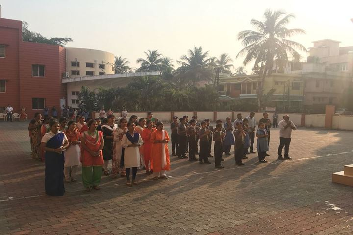 Manipal School-Assembly