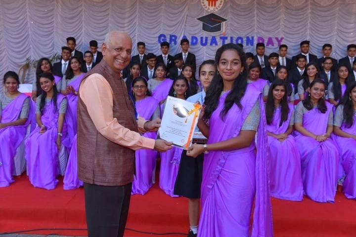 Manipal School-Graduation Day