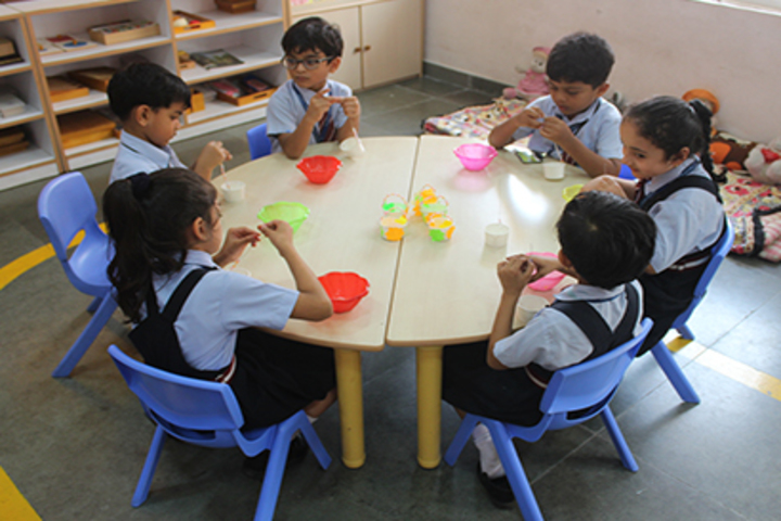 Manipal School-Junior Wing Games
