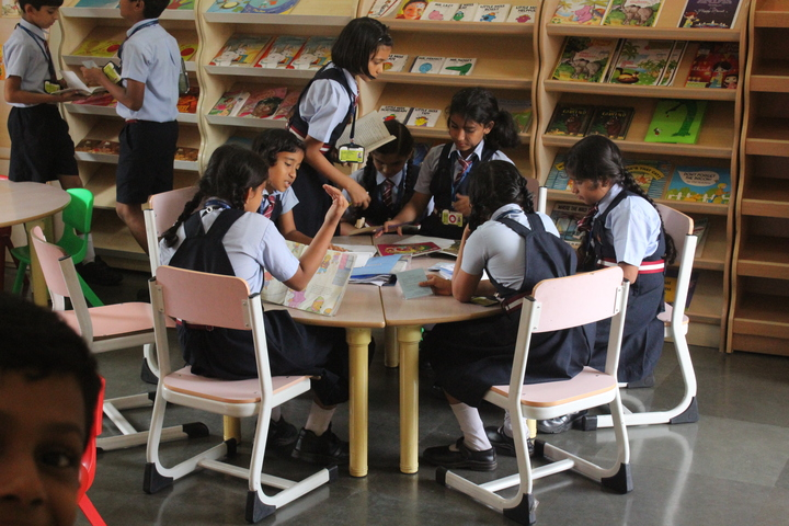 Manipal School-Library