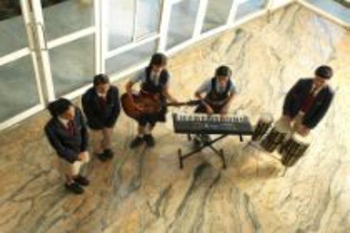 Manipal School-Music Room