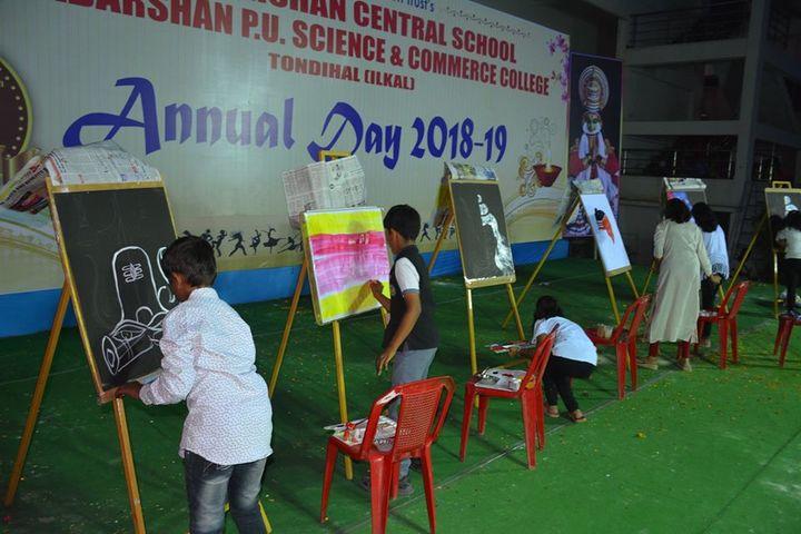 Margadarshan Central School-Drawing Activity