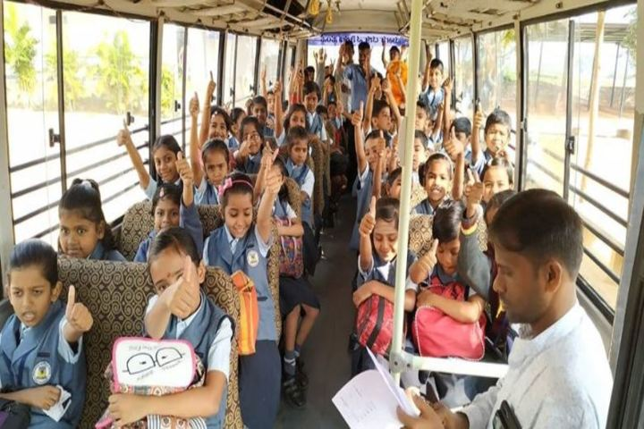 Margadarshan Central School-Excursion