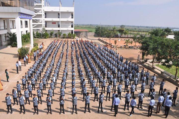 Margadarshan Central School-Morning Assembly
