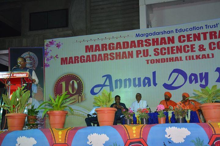 Margadarshan Central School-Speech