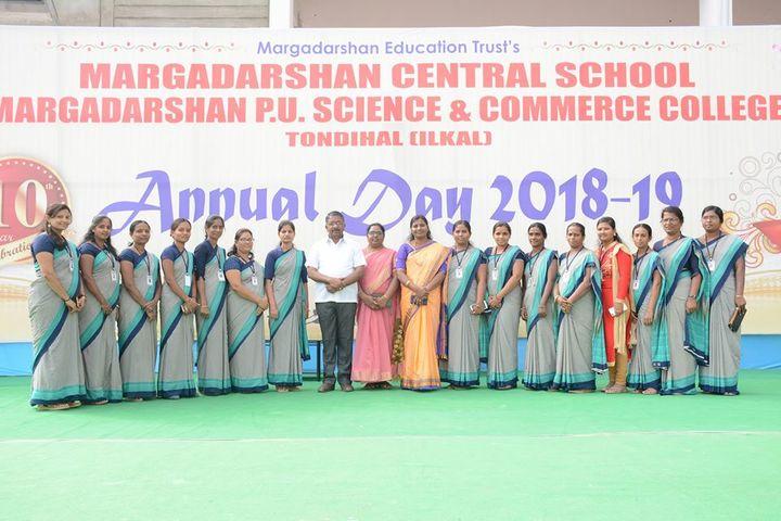 Margadarshan Central School-Staff