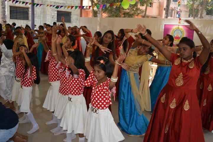 Maruthi Public School-Dance Activity