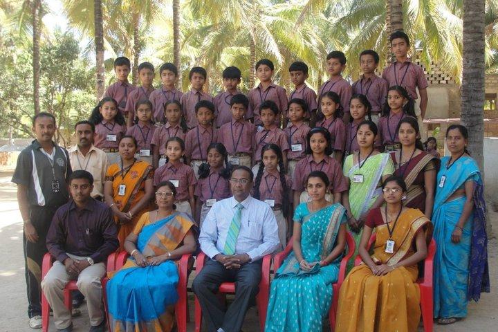 Maruthi Public School-Group Photo