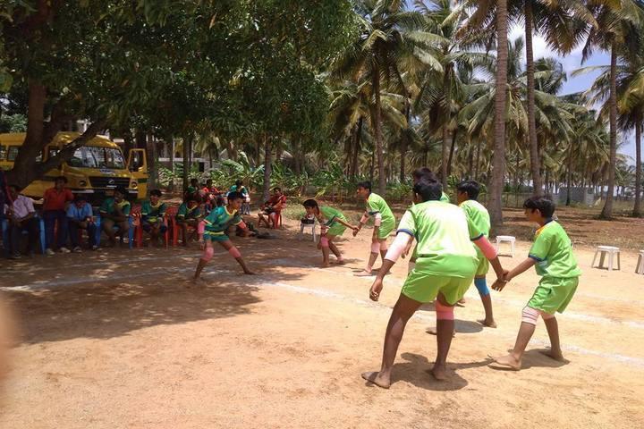 Maruthi Public School-Sports