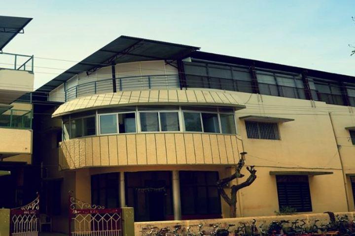 Maruthi Vidya Kendra-Campus View