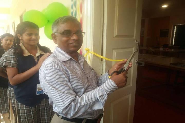 Maruthi Vidya Kendra-Lab Inauguration