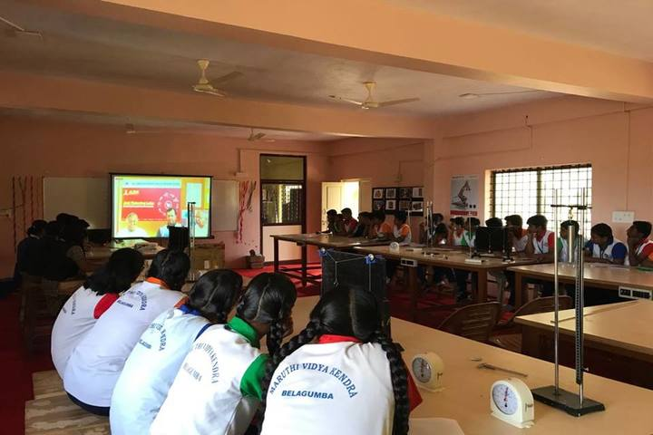 Maruthi Vidya Kendra-Workshop