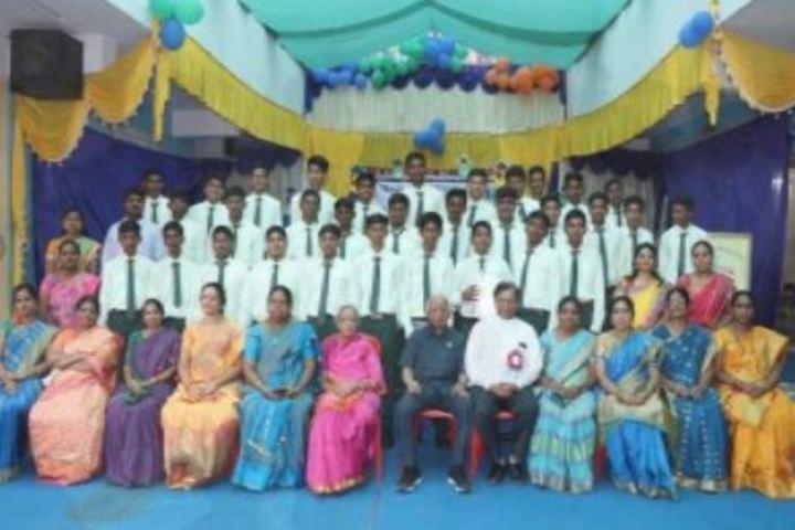 Maruthi Vidyalaya-Graduation Day