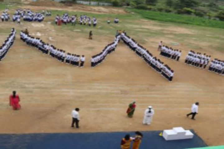 Maruthi Vidyalaya-Sports